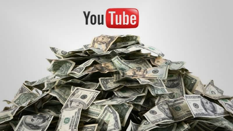 how much does youtube pay per view
