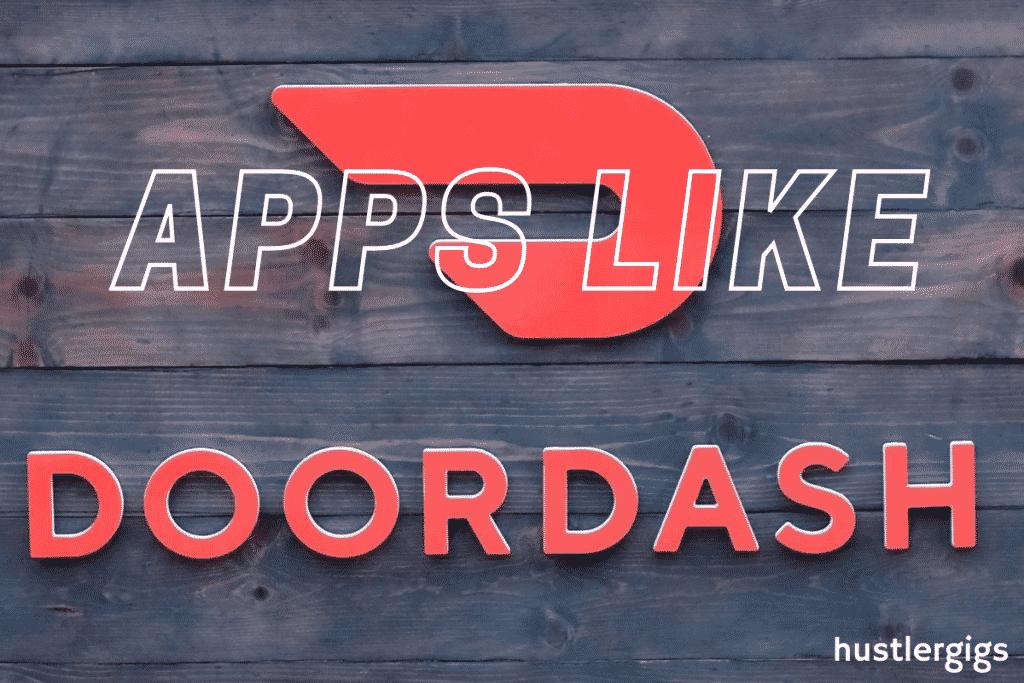 apps like doordash